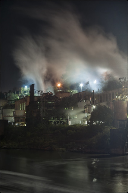 West Linn Paper Company October 2013