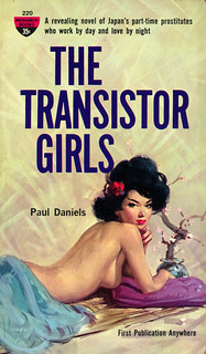 Monarch Books 220 - Paul Daniels - The Transistor Girls