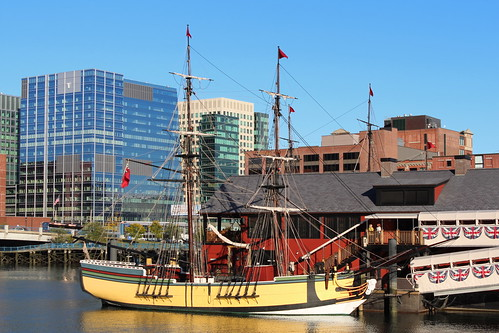 Boston Tea Party Ship & Museum, Boston (493623) | by Bob Linsdell