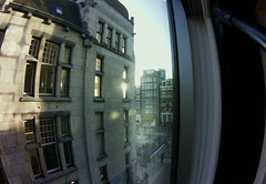 view from my office window