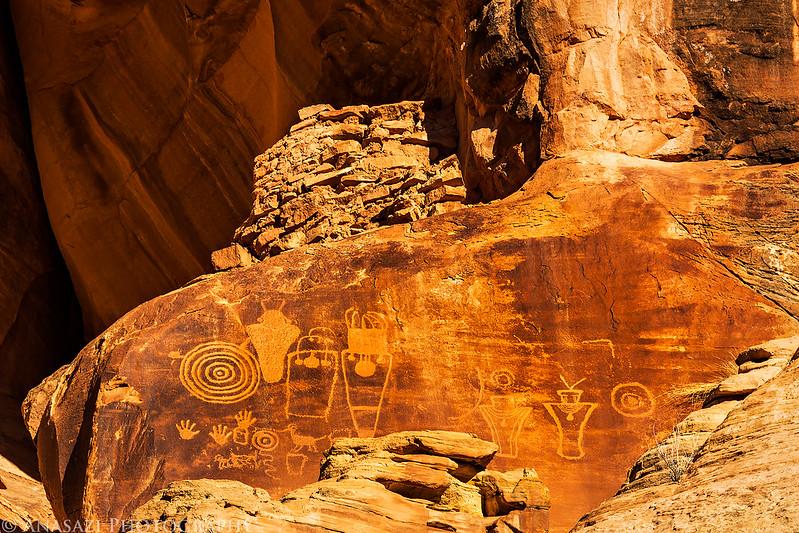 Crosscreek Petroglyphs