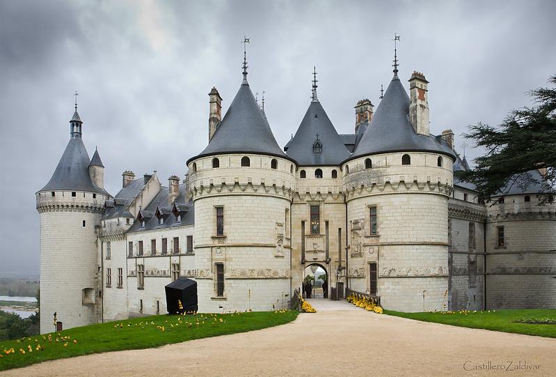 Château de CHAUMONT, Valle del Loira III, FRANCIA