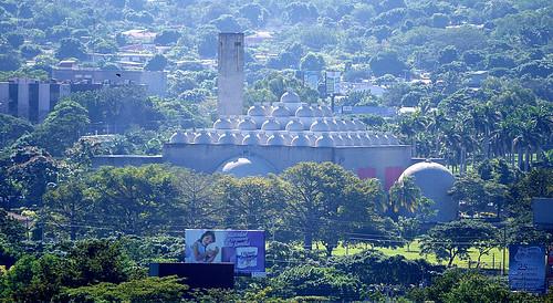 Au Nicaragua.