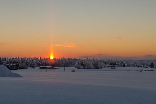 canada moncton newbrunswick shawnharquail sunset travel ice landscape shawnharquailcom snow winter