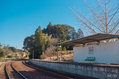 冬の駅 by Noël Café