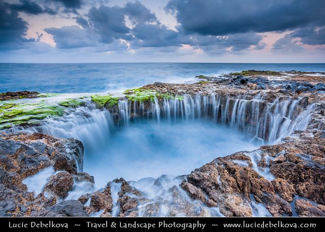 Spain - Canary Islands - Gran Canaria island - Telde - El Bufadero