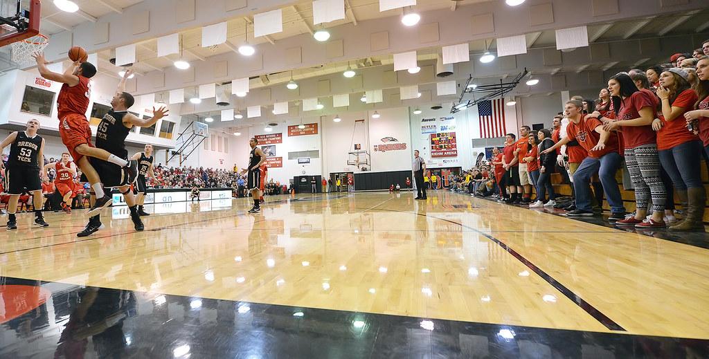 SOU Men's Basketball - Eric Thompson