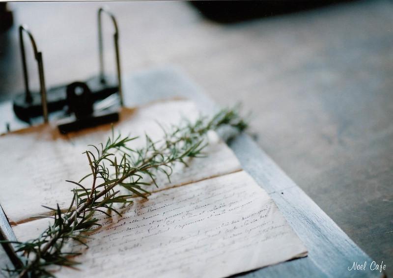 ローズマリーの手紙 by Noël Café