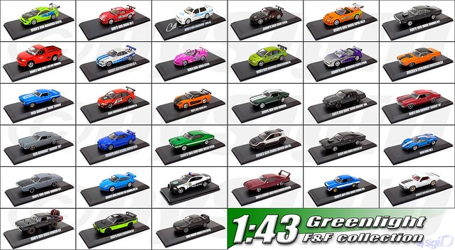 1-43_Greenlight_Fast_Furious_Collection
