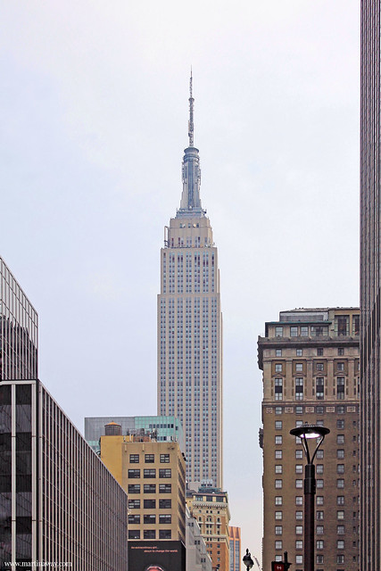 Empire State Building, Fifth Ave.