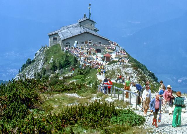 Hitler's Eagle's Nest, Berchtesgaden, Germany