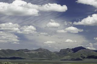 Polarized sky