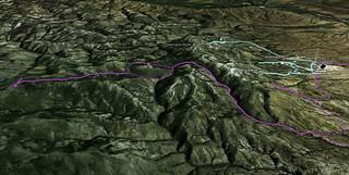 Solo route