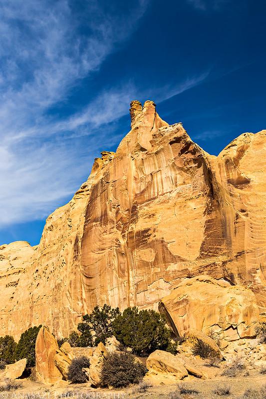 Sinbad Cliff