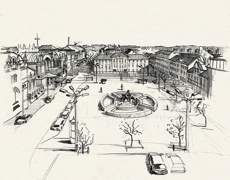 Schwerin Grunthalplatz
