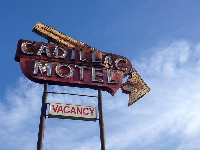 Cadillac Motel, Brandywine, MD