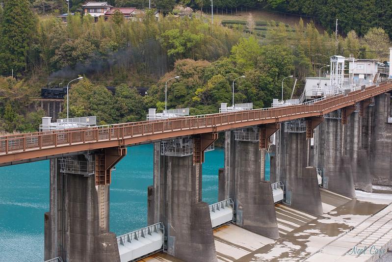 Blue Dam by Noël Café