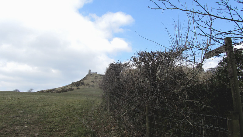 Footpath to Brent Tor