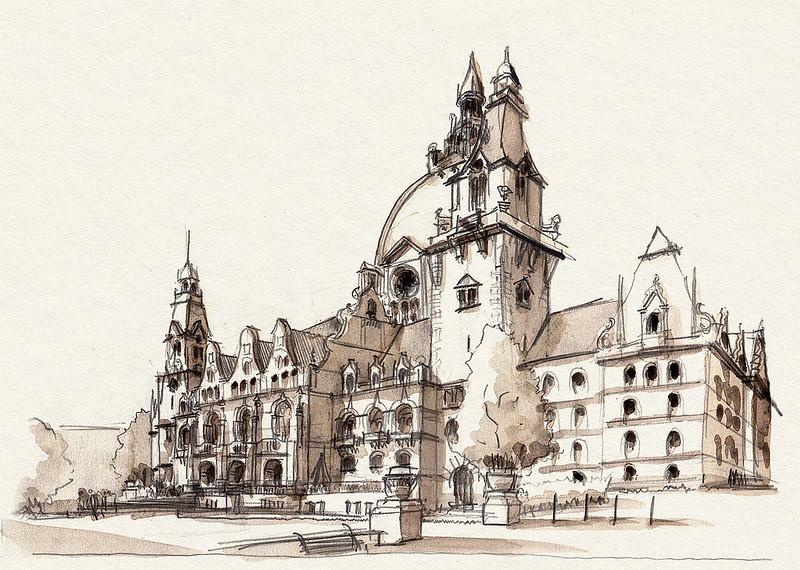 Hannover City Hall