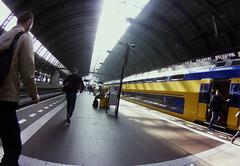 Amsterdam Centraal, spoor 13/14