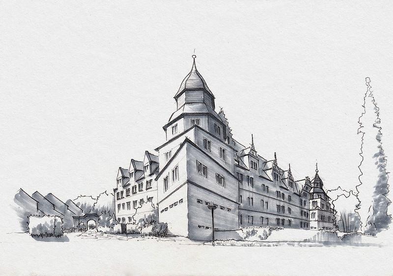 Varenholz Castle · Schloss Varenholz