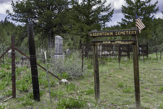 Wagontown Cemetery