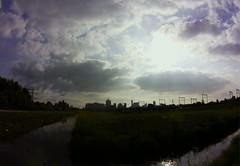 Den Haag skyline #fisheye