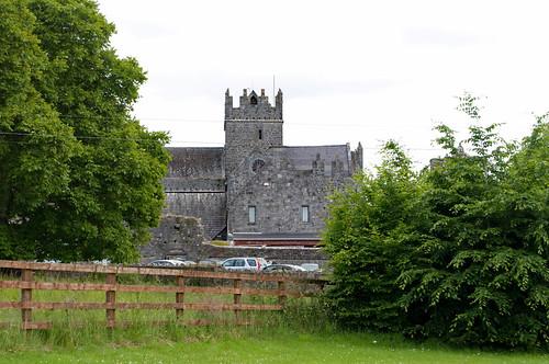 ireland countytipperary church abbey holycross