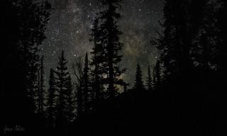 Hidden Milky Way