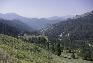 South Fork valley