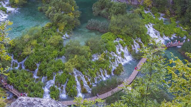 Plitvicka Seen Nationalpark