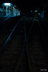 Night Station by Noël Café