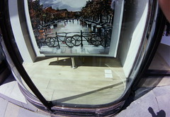 a taste of Amsterdam in Newcastle [Lofi-Fisheye]