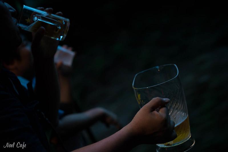 夏のビールはうまいのだ! by Noël Café