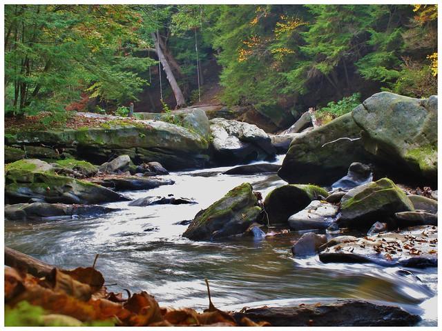 Cowanshannock Creek, Armstrong County Pennsylvania