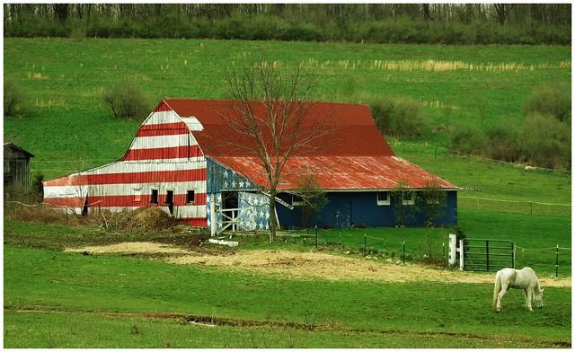 Barn Butler County, Pennsylvania