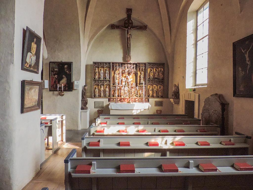 sterker-stra Ryds frsamling - Svenska kyrkan i sterker