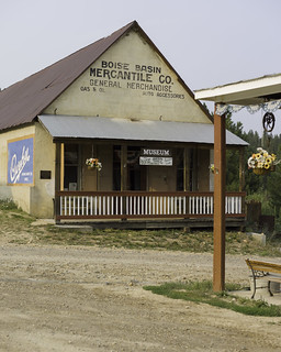 Boise Basin Mercantile Co.