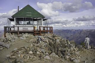 Pinyon Peak Lookout