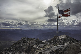 High flag