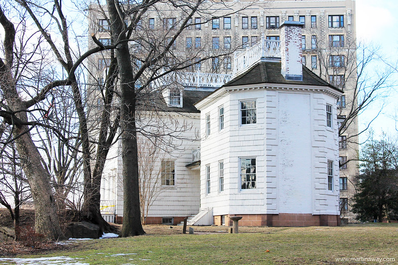 Morris-Jumel Mansion, Harlem, segreti di New York