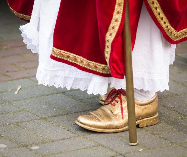 Sints schoeisel