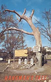 Boot Hill Cemetery and Hangman's Tree - Dodge City, Kansas