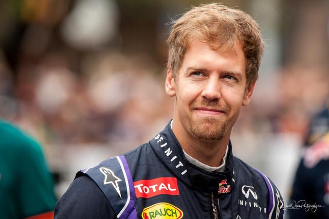 Sebastian Vettel, F1 World Champion