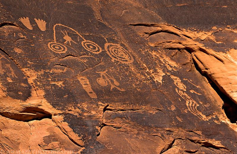 Gulch Petroglyphs