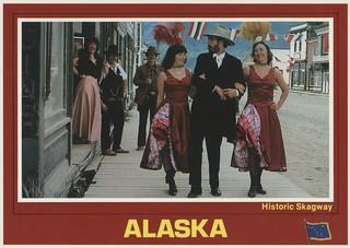 Historic Skagway, Alaska