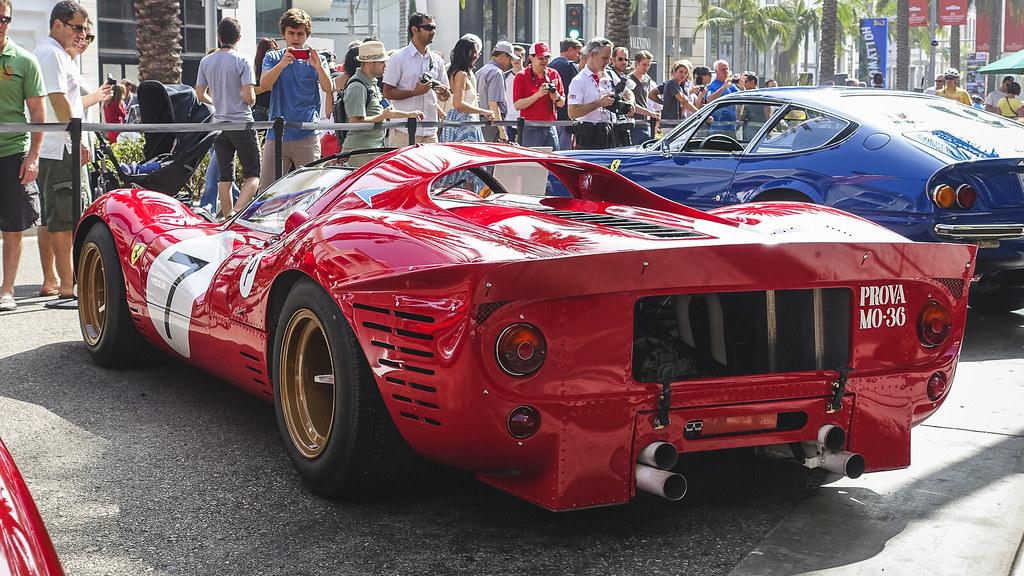 Ferrari 1967 330 P4