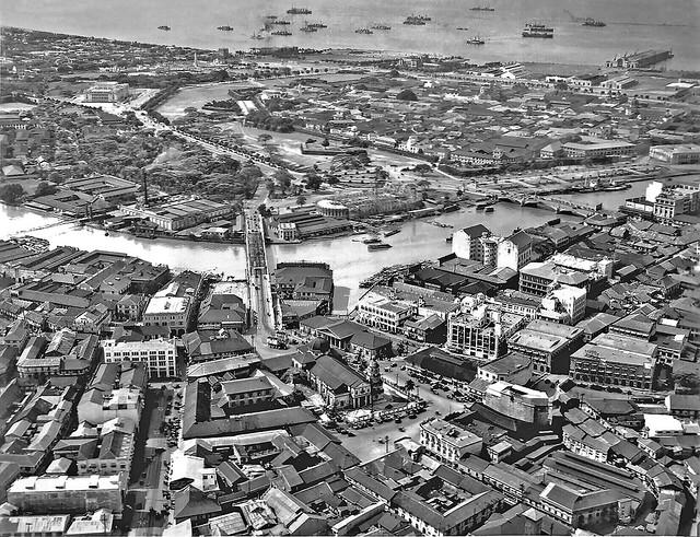 Manila, Philippines 1920s