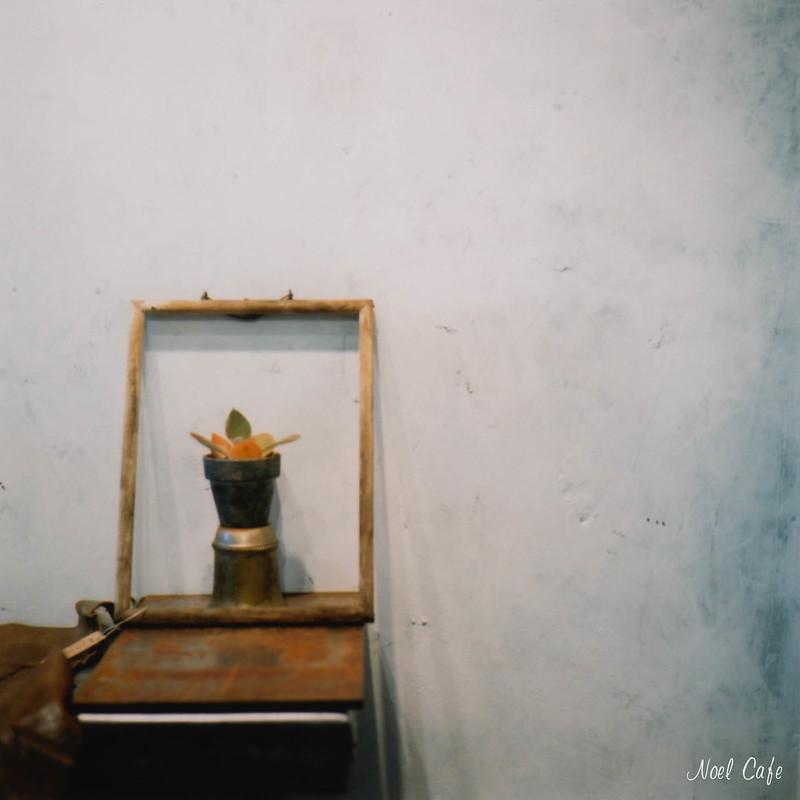 佐保谷さんの肖像画 - Portrait of SaboTani (Cactus and Succulent) by Noël Café