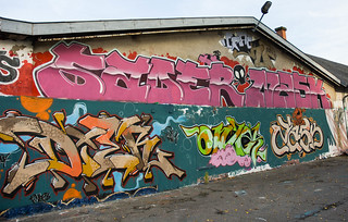 Graffiti in Hollerich Luxembourg | by cams-not-in-lux
